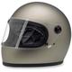 Flat Titanium Gringo S Helmet