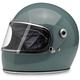 Gloss Agave Blue Gringo S Helmet