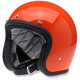 Orange Hazard Bonanza Helmet