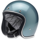 Gloss Blue Steel Bonanza Helmet