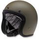 Flat Olive Bonanza Helmet