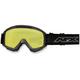 Matte Black Cold Weather Double Lens Goggle - 2601-2047