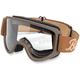 Script Chocolate/Sand Moto 2.0 Goggles - M2LOGCOSD