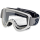 Script Titanium/Black Moto 2.0 Goggles - M2LOGTIBK