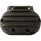 Black Snatch Ribbed Transmission Side Cover - GB5/R/B