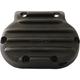 Black Snatch Ribbed Transmission Side Cover - GB5/R/B