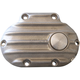 Natural Snatch Ribbed Transmission Side Cover - GB6TC/R/R