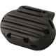 Black Snatch Ribbed Transmission Side Cover - GBFXR/R/B