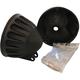 Black Vitamin C 5-3/4 in. Headlight Bucket - HL/VC/B