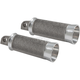Silver Cruiser Footpegs - HDSP-22