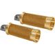 Gold Cruiser Footpegs - HDSP-33