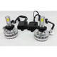 Super-Bright 3600 Lumens LED H7 Headlamp Replacements - LED-115