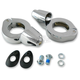 Chrome 39mm Turn Signal Fork Clamps - 2020-1267