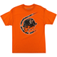 Orange Realtree Black Out T-Shirt