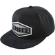Black Match Flexfit Hat