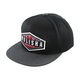 Dark Charcoal Match Flexfit Hat