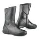 Black X-Five Waterproof Boots