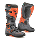 Dark Gray/Orange Fluorescent Comp EVO Michelin Boots