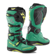 Scuba Blue/Lime Comp EVO Michelin Boots