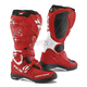 Red/White Comp EVO Michelin Boots
