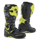 Black Fluorescent Yellow Comp EVO Michelin Boots
