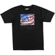Black Freedom Tee Shirt