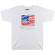 White Freedom Tee Shirt