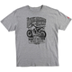 Heather Gray Established Tee Shirt