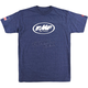 Heather Navy Glory Days Tee Shirt