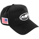 Black Glory Days Hat - FA6196903BLKONZ