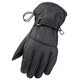 Black SX-3 Snow Gloves