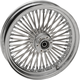 Front  18x3.50 60 Spoke Laced Wheel Assembly  - 0203-0606