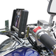 Chrome Urban Slide Phone/Tablet/Device Mount for Universal Bars - ESL-RECH-L