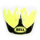 Hi-Viz Green/Black Visor for MX-9 Adventure Stryker Helmets - 7081606