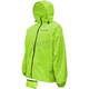 Hi-Vis Yellow Compact Pack Jacketr
