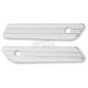 Chrome 10-Gauge Ness-Tech Saddlebag Hinge Covers - 03-609