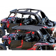 Black RZR Convertible Soft Top - RG-100-RZR4
