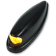 Black w/Amber LED Turn Signals - TSEE-RG-13E-B