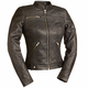 Women's Black Queen of Diamonds Leather Jacket