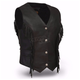 Women's Black Apache Vest