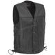 Black The Gambler Vest