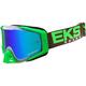 Flo Green/Smoke GOX EKS-S Goggles - 067-50125