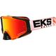 Flo Orange/Black/White GOX EDS-S Goggles - 067-50130