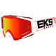 Red/White/Black GOX EDS-S Goggles - 067-50135