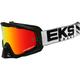 Black/White GOX EDS-S Goggles - 067-50140