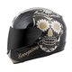 Gold EXO-R410 Sugarskull Helmet