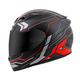 Red EXO-R710 Transect Helmet
