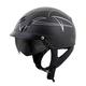 Gold/Silver EXO-C110 Pinstripe Helmet