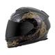 Black/Gold EXO-T510 Azalea Helmet