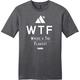 Gray WTF T-Shirt
